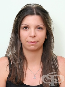 д-р Лилия Пашова-Стоянова - изображение