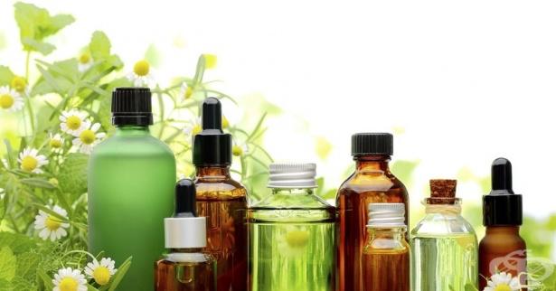 Билкови рецепти за домашна козметика - изображение