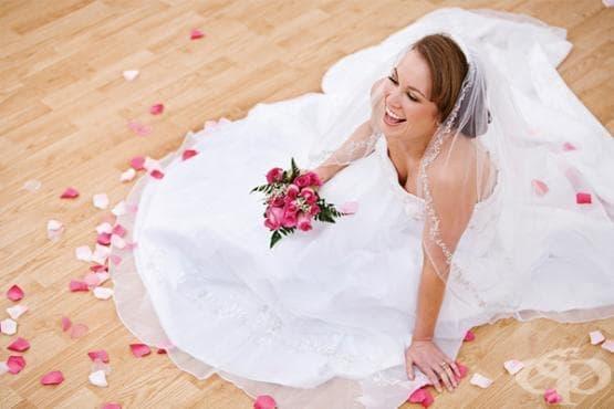 Сватбата лекува депресията при жените - изображение