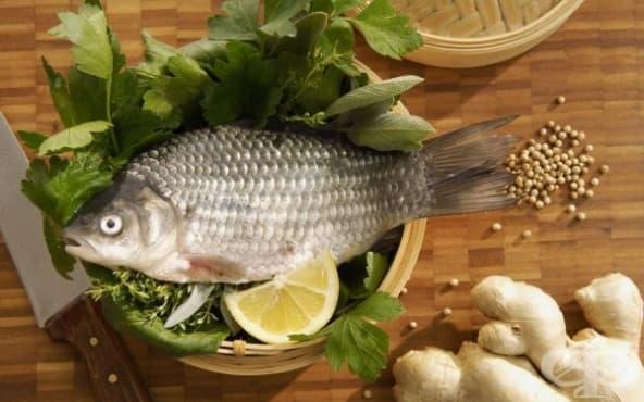 Рибата помага на жените за здрав слух - изображение