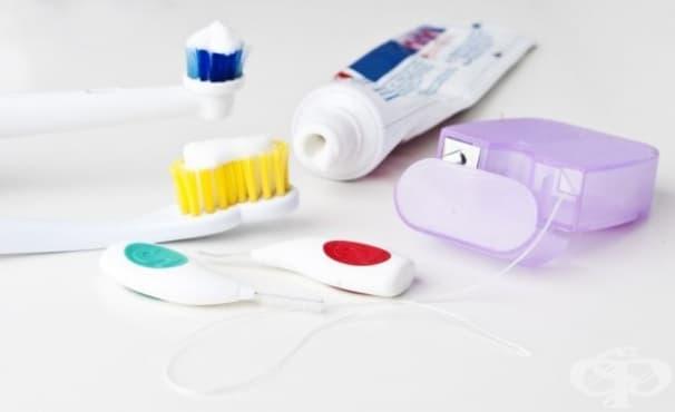 Поддържането на оралната хигиена понижава риска от пневмония - изображение