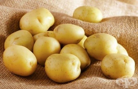 4 предимства на картофената диета - изображение