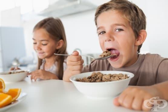 Кое е допустимото количество захар, което може да бъде консумирано от децата? - изображение