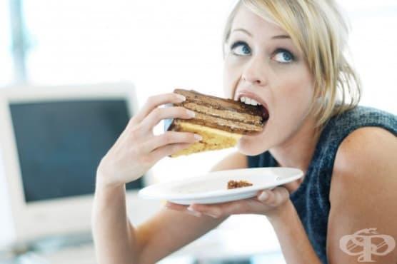 Дъвчете храната по-бавно, ако искате да отслабнете - изображение