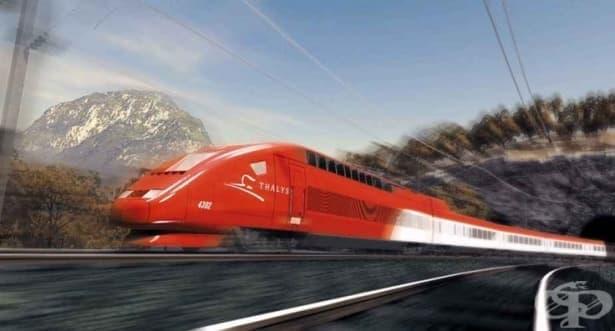 100 процента от влаковете в Холандия вече работят с вятърна енергия - изображение