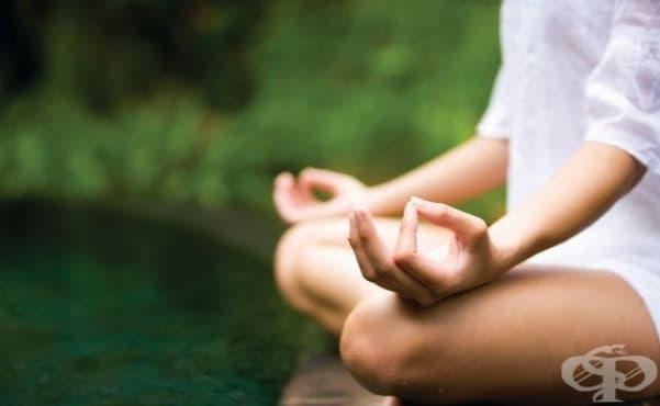 Медитацията подмладява мозъка със 7 години - изображение