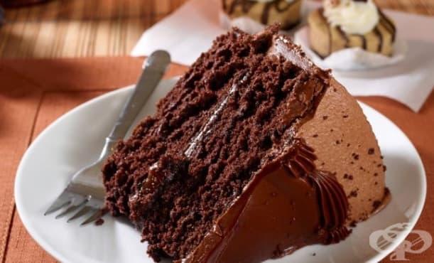 Започвайте деня си с парче торта, а не със зеленчуци, мазнини или омлет - изображение