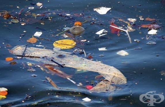 Арктическият океан се пълни с тонове боклуци - изображение