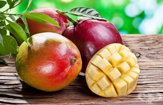 Мангото е суперхрана срещу затлъстяване  - изображение