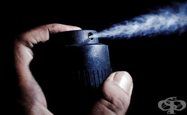 Химикали в дезодорантите причиняват аномалии в спермата - изображение