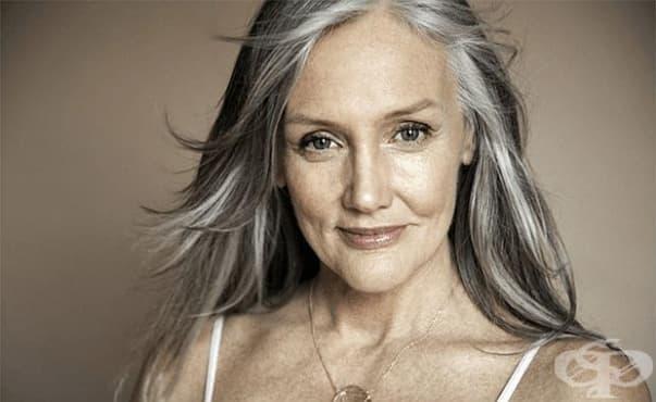 Костите на лицето се изменят през годините и издават възрастта - изображение