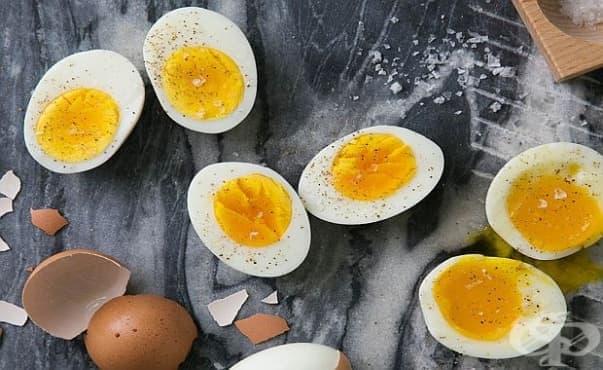 Две яйца на закуска помагат за отслабването - изображение