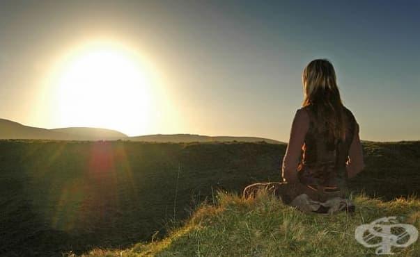 15 минути самота на ден намаляват стреса и тревожността - изображение