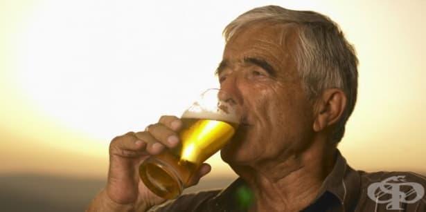 Алкохолът е най-големият рисков фактор за развитие на деменция - изображение