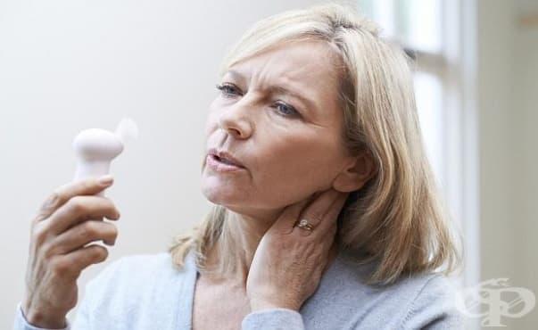 Тежестта на симптомите при менопауза могат да предскажат сърдечни заболявания - изображение