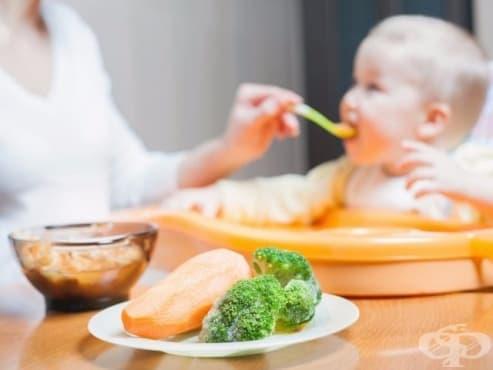 Учените съветват да захранваме бебетата със зеленчуци - изображение