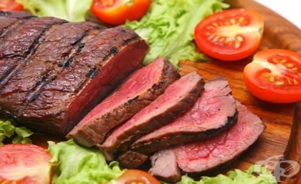 По-честото ядене на червено месо може да доведе до ендометриоза при жените - изображение