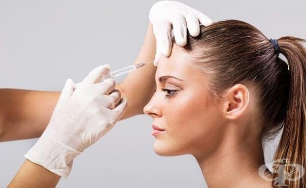 Намаляването на бръчките се ускорява при съчетаването на ботокс и упражнения за лице - изображение