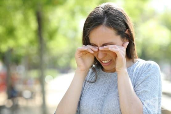 Високите нива на замърсяване на въздуха повишават риска от развитие на глаукома - изображение