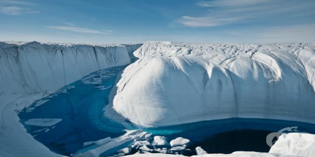 26-годишно проучване показва, че Гренландия губи лед много по-бързо от очакваното - изображение