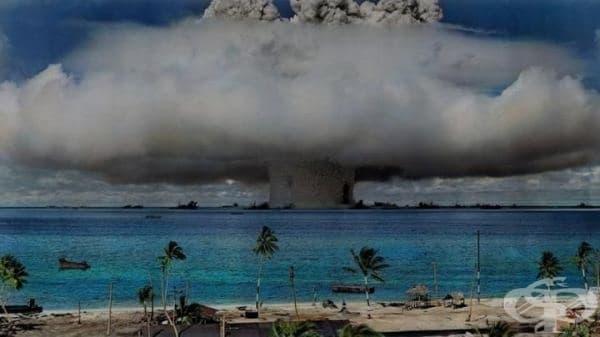 Американски учени: Радиацията в някои райони на Маршаловите острови е по-висока от тази в Чернобил - изображение