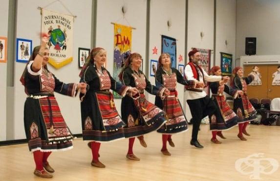 Народните танци поддържат здравето на определени органи - изображение