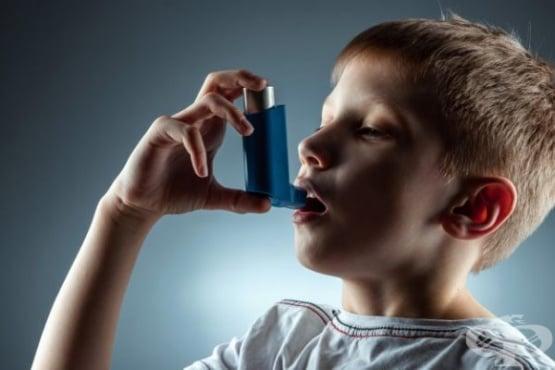 Тежестта на астмата при децата е свързана с микробиома на горните дихателни пътища - изображение