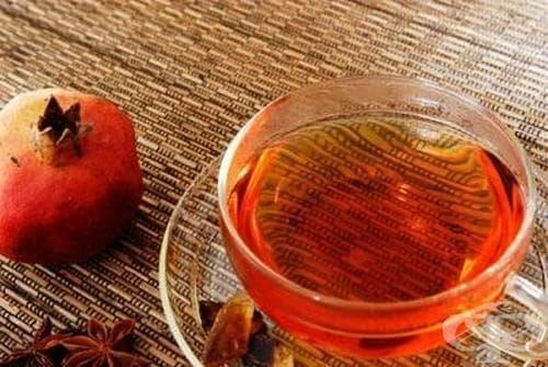 4 причини, поради които да пием чай от кори на нар - изображение