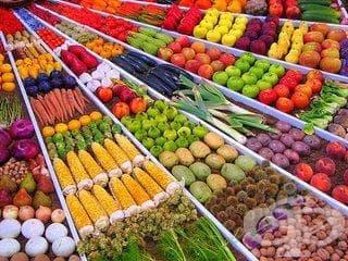 Да хидратираме организма си с плодове и със зеленчуци - изображение