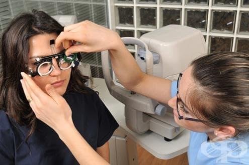 Болести и възпаления на очите - изображение