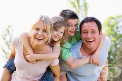 Децата са най-щастливи малко преди десетата си година - изображение
