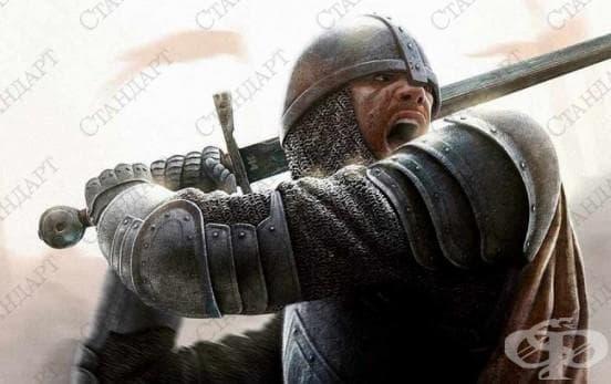 Рицарите страдали от депресия, изтощение и силен стрес - изображение