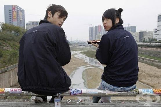 Беден китайски младеж замени бъбрека си за iPhone - изображение