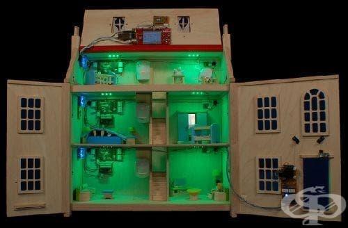 InterHome - умна къща следи здравето на обитателите си - изображение