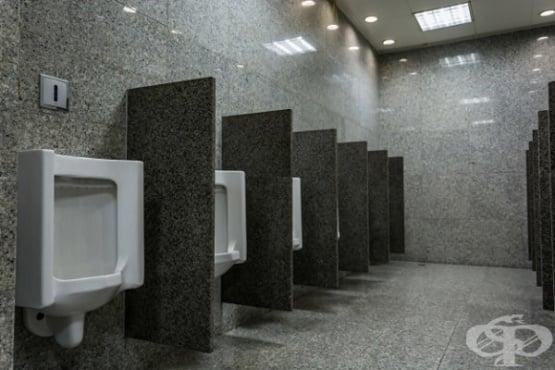 Аерозолните частици, отделяни при пускане на водата в обществена тоалетна, крият риск от инфекции  - изображение