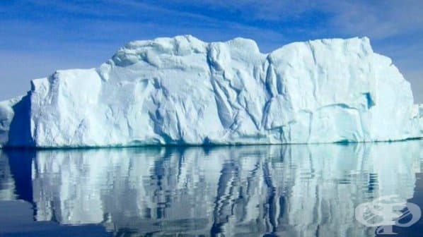 Един от десетте най-големи айсберга е на път да се откъсне от антарктическия шелф - изображение