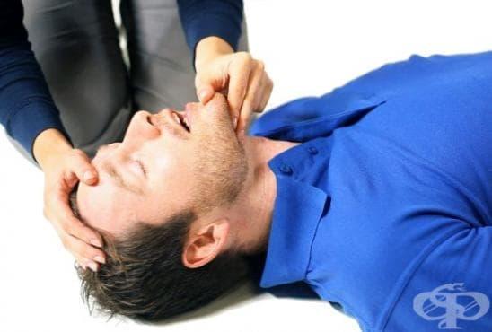 Ако човек си глътне езика и действаме бързо, можем да спасим живота му - изображение