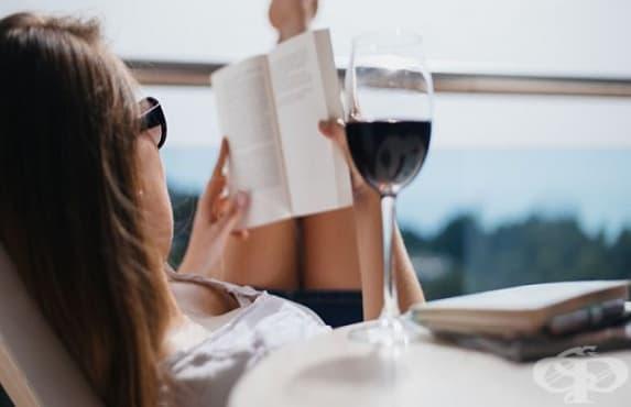 Алкохолът помага в научаването на чужди езици - изображение