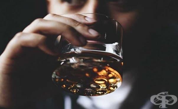 Алкохолът има свойството да действа като антидепресант - изображение