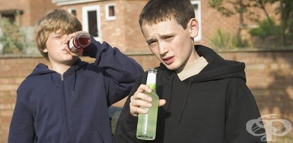 Алкохолът през младежките години променя мозъка - изображение
