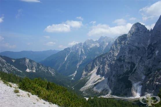 До края на века снежната покривка в Алпите ще намалее с близо 30 процента - изображение
