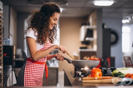 Апетитът идва с… готвенето  - изображение