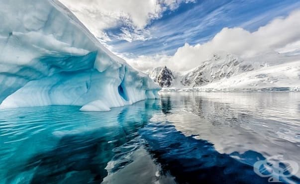Топенето на Арктика ще освободи тонове токсичен живак - изображение