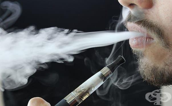 Ароматизаторите в електронните цигари вредят на здравето - изображение
