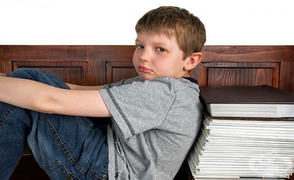 По-малките братя и сестри на деца с аутизъм или хиперактивност също са застрашени да развият едно от състоянията - изображение