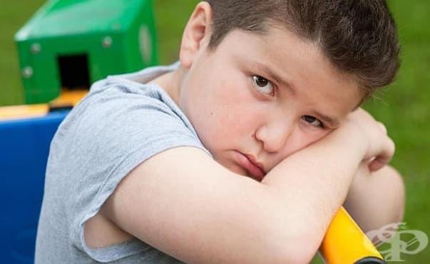Децата със забавено развитие и аутизъм са предразположени към затлъстяване - изображение