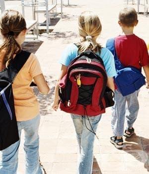 Как да изберем подходяща ученическа чанта - изображение