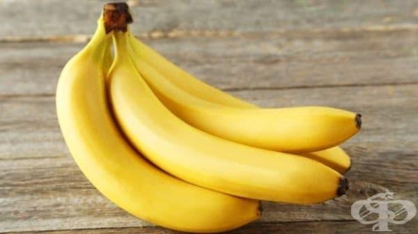 Бананите помагат при запек - изображение