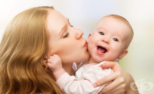 Липсата на ласки променя клетките на бебето - изображение