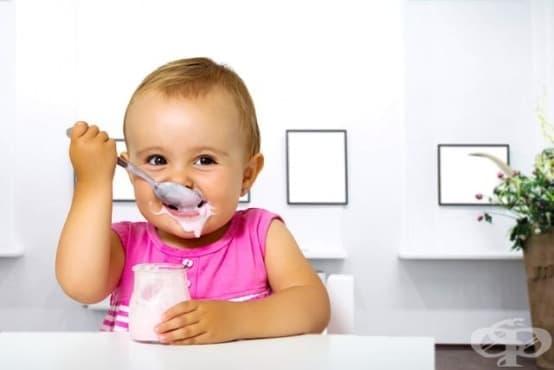 Киселото мляко намалява риска от алергии при пеленачетата - изображение